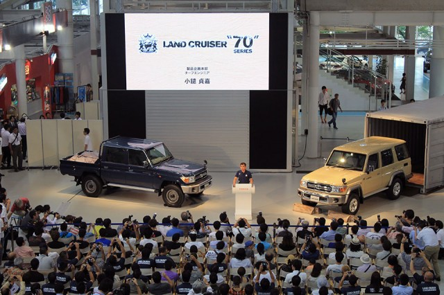 EVENTS: Land Cruiser Motor Show in Tokyo celebrates Japanese