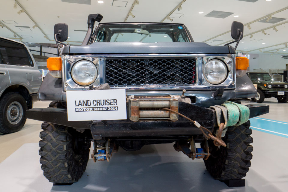Toyota At Tokyo Motor Show >> EVENTS: Land Cruiser Motor Show in Tokyo celebrates Japanese re-release of 70-Series | Japanese ...