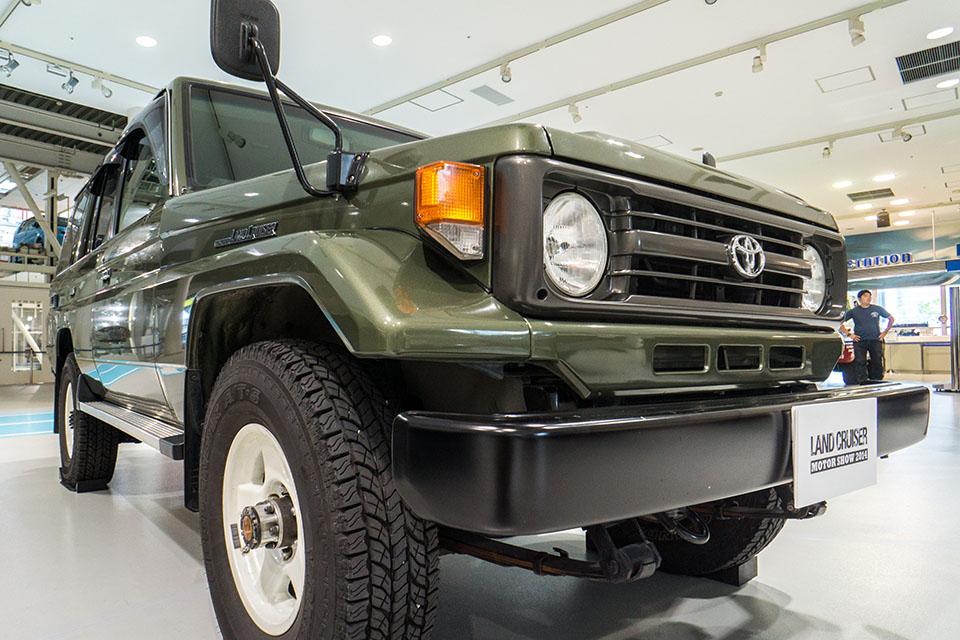 EVENTS: Land Cruiser Motor Show in Tokyo celebrates Japanese