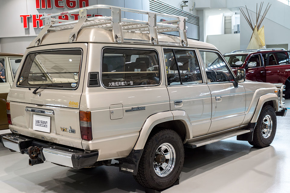 Events Land Cruiser Motor Show In Tokyo Celebrates