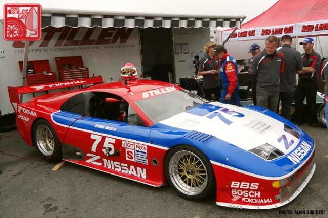 01_AG8270_Nissan Z32 300ZX Le Mans