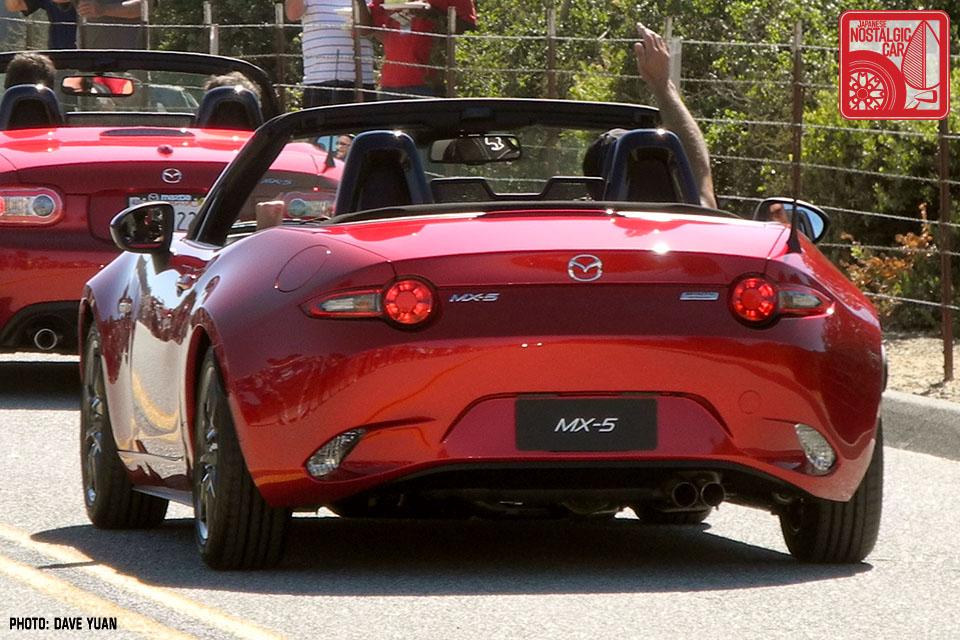Events Mx 5 Turns 25 At Mazda Raceway Laguna Seca