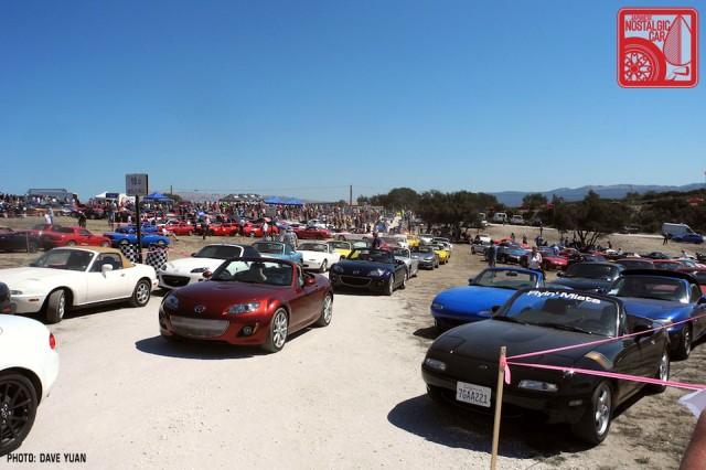 029DY_Mazda MX5 Miata rolling in