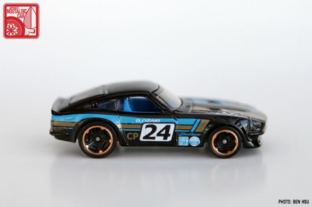 02_2015 Hot Wheels Datsun 240Z black