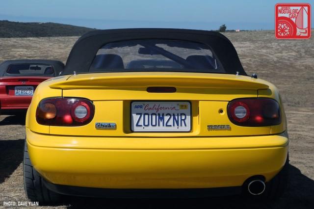 033DY_Mazda MX5 Miata sunburst