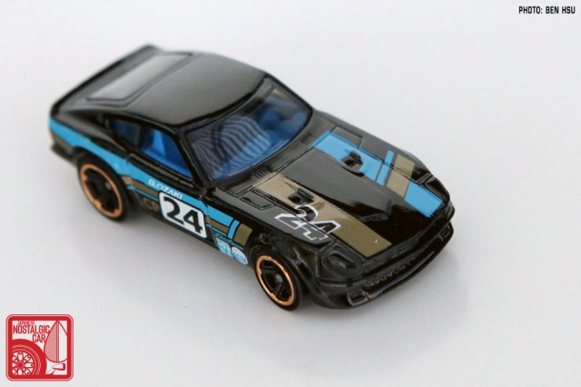 05_2015 Hot Wheels Datsun 240Z black