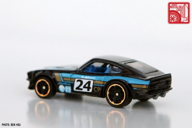 07_2015 Hot Wheels Datsun 240Z black