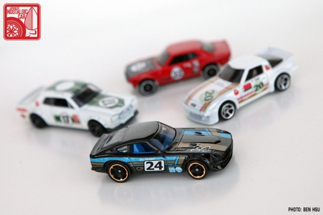 09_2015 Hot Wheels Datsun 240Z black
