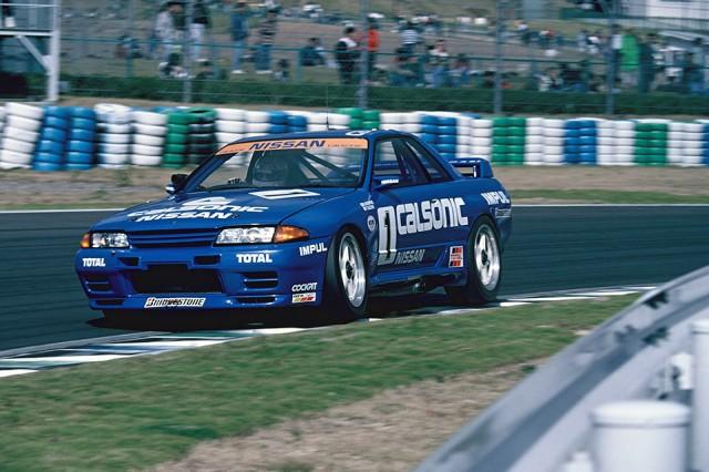 1991 Nissan Skyline R32 GT-R Calsonic
