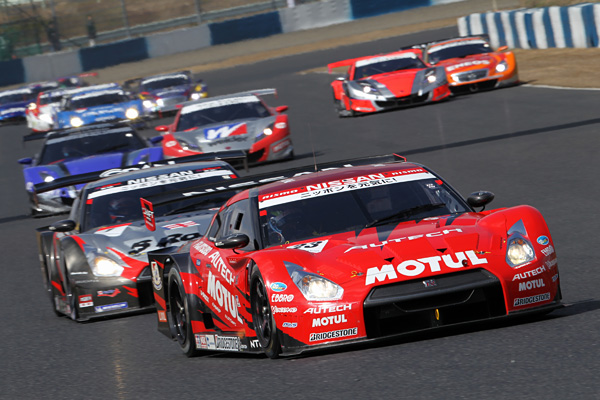 2012 Nissan GT-R SuperGT