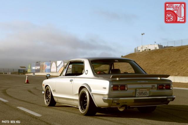 241_Nissan Skyline C10 hakosuka