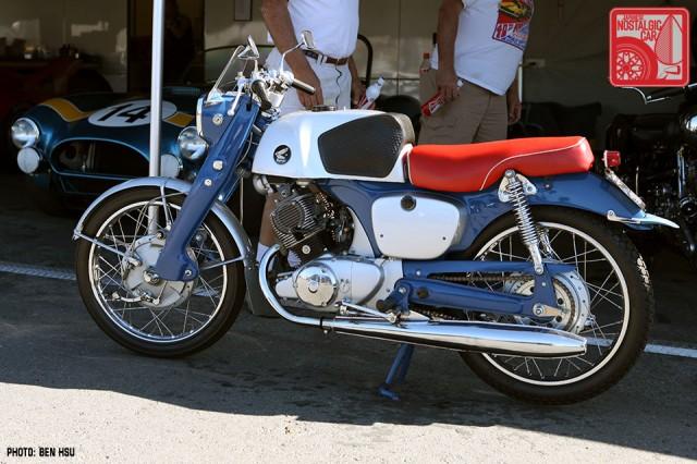 51_Honda motorcycle