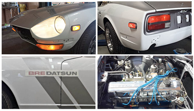 BRE Datsun 240Z street car