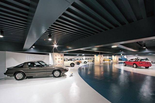 Mazda Museum 02