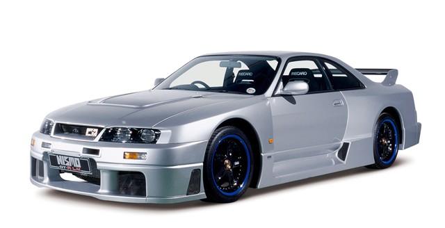 NISMO R33 GT-R LM