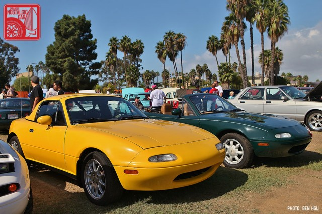 0157-BH2744_Mazda MX5 Miata NA YellowGreen
