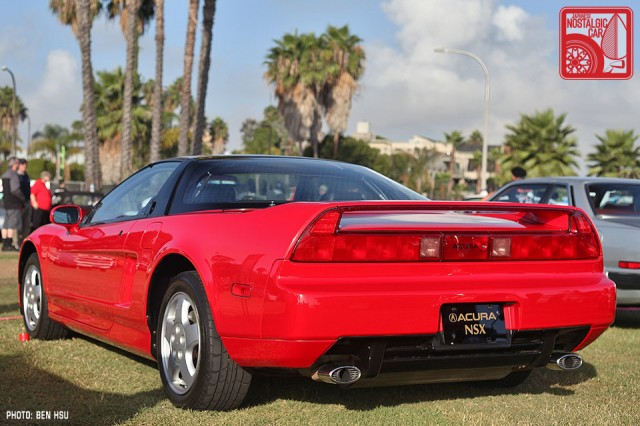 0225-BH2583_Acura NSX rear