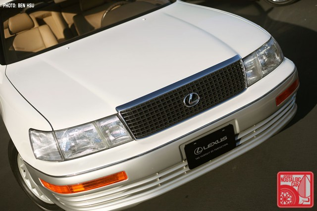 25 Years Of Lexus Part 01 The Lexus Ls 400 Is Officially A