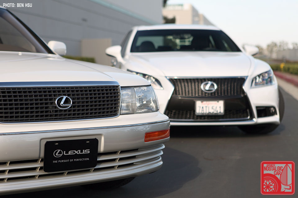 News The Last Of The Lexus Sedans Japanese Nostalgic Car