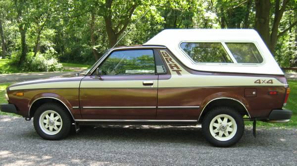 1980 Subaru BRAT brown02