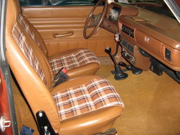 1980 Subaru BRAT brown08