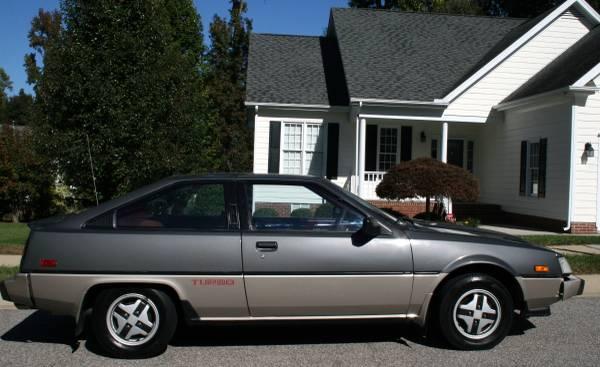 1984 Mitsubishi Cordia Turbo 02