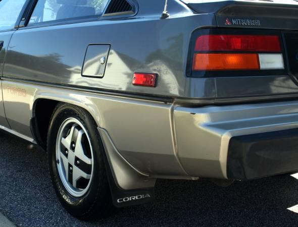 1984 Mitsubishi Cordia Turbo 06