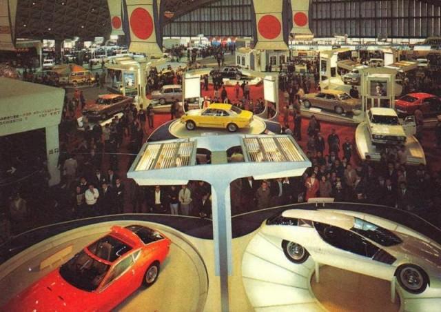 Tokyo Motor Show 1969