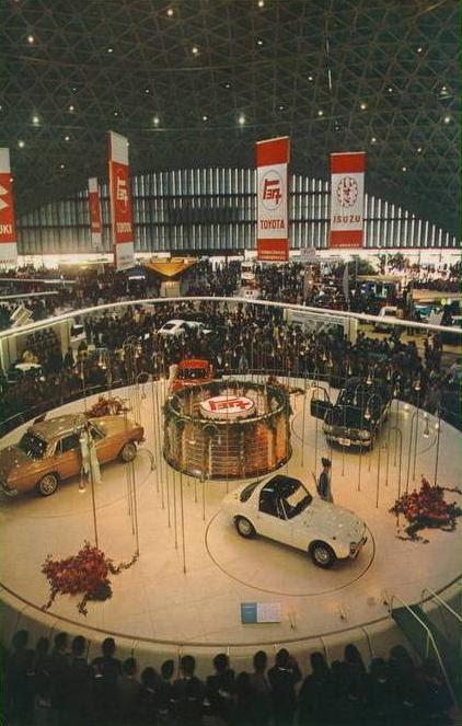 Toyota Tokyo Motor Show 1965