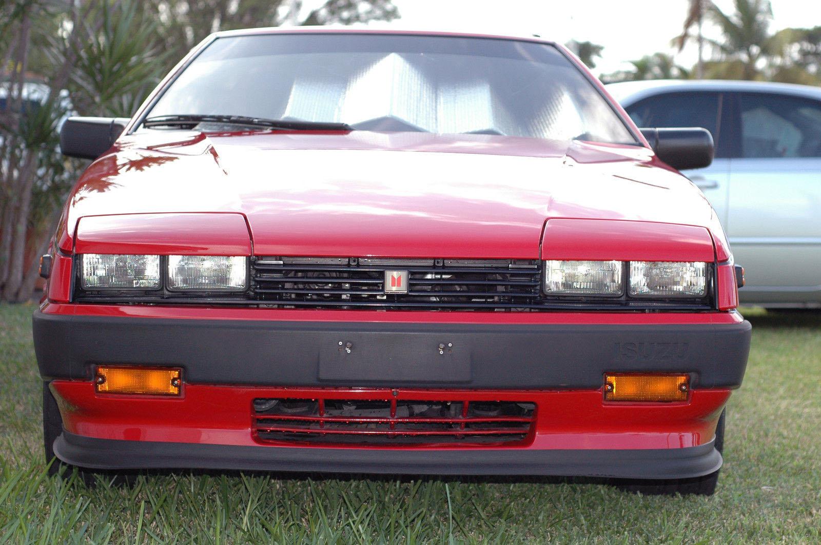 KIDNEY ANYONE 1986 Isuzu Impulse Turbo  Japanese Nostalgic Car