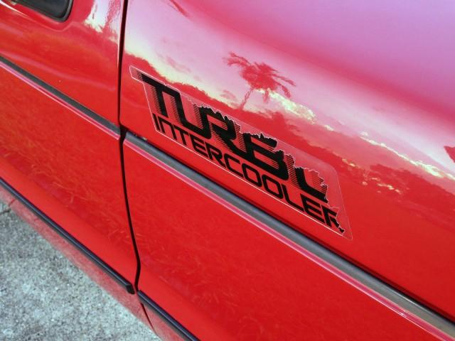1986 Isuzu Impulse Turbo red09