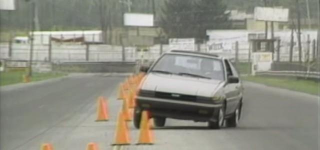 MotorWeek AE86