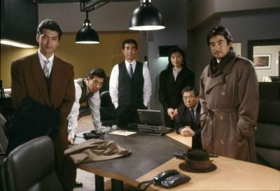 Gorilla Metropolitan Police Squad 8 cast