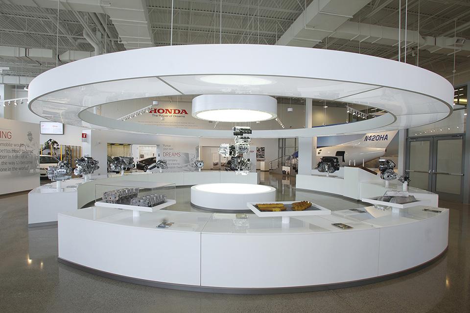 New honda heritage center ohio segera dibuka untuk umum for Honda heritage center