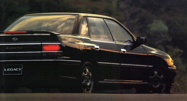 25 Year Club Subaru Legacy Part 01 Japanese Nostalgic Car