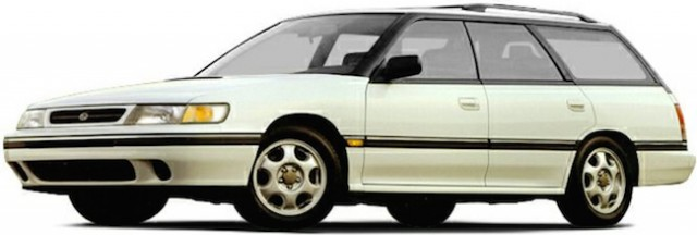Subaru Legacy Wagon USDM