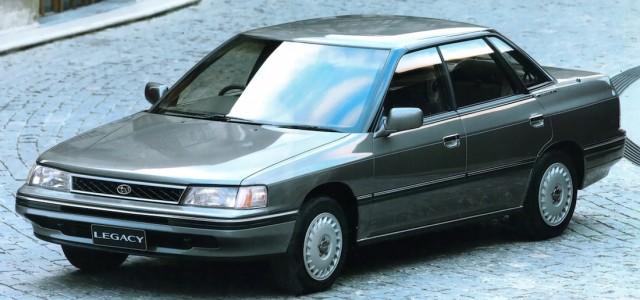 Subaru Legacy sedan 01