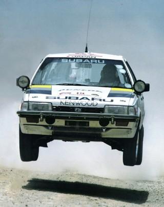 Subaru Leone rally 02