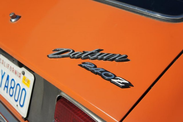 1973 Datsun 240Z 142953 19