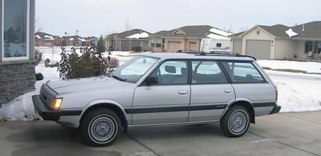 1994 Subaru Loyale 01