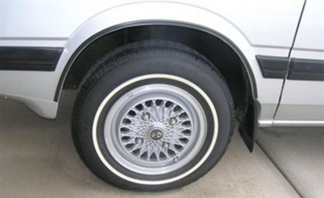 1994 Subaru Loyale 06