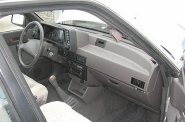 1994 Subaru Loyale 09