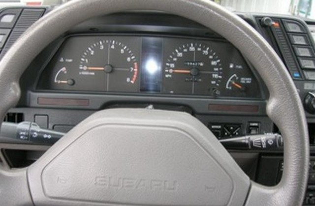 1994 Subaru Loyale 10