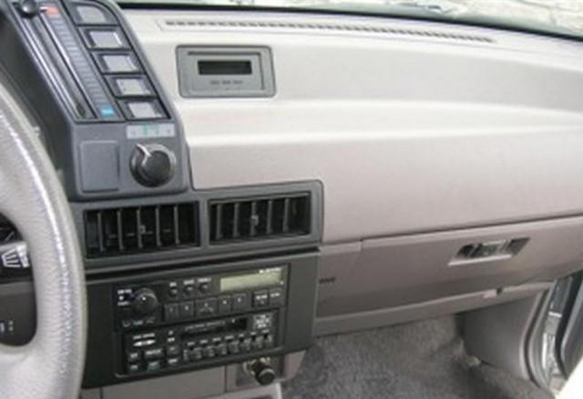 1994 Subaru Loyale 13