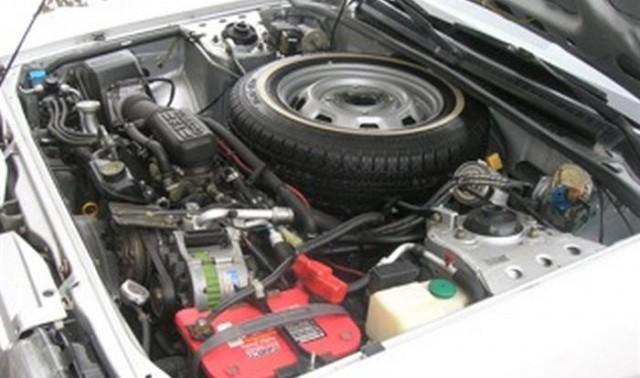 1994 Subaru Loyale 14