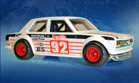 2015 Hot Wheels Heritage Datsun 510