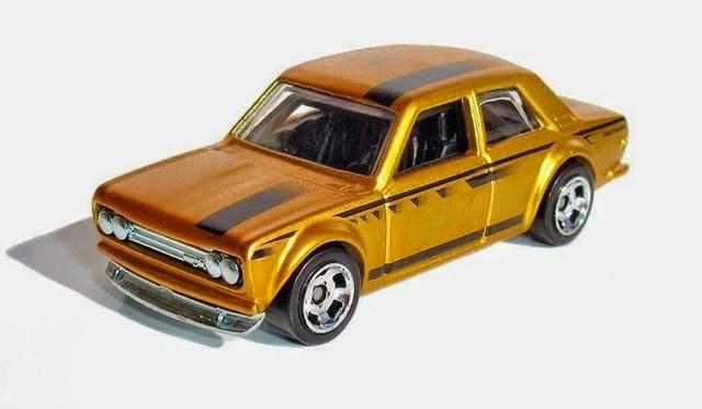 Hot Wheels Cool Classics Datsun 510 canceled