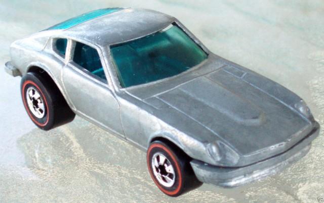 Hot Wheels Z-Whiz prototype 01