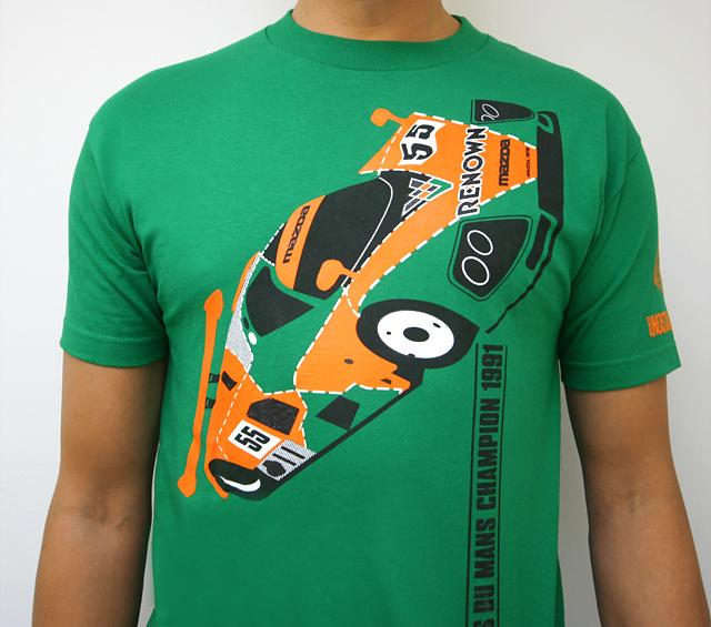 Shirts - Le Mans | Japanese Nostalgic Car