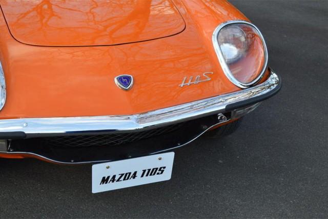 1968 Mazda 110S orange 11